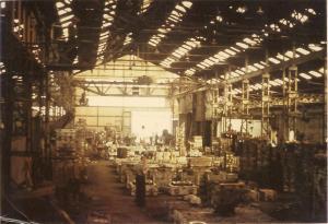 1964-1 Fonderies foundry FAPMO, outreau, constructeur francais pompes, atelier pompes, fabrication pompes, usinage pompes, IFS